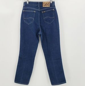 Vintage Lee Jeans High Waisted